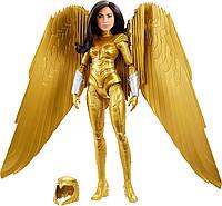 Коллекционная кукла Чудо женщина 1984 золотая броня  Wonder Woman 1984 Golden Armor
