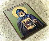 Икона Преподобный Александр Свирский, фото 3