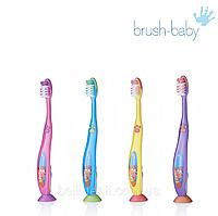 Зубная щетка Brush-Baby FlossBrush (от 6 лет), фото 1