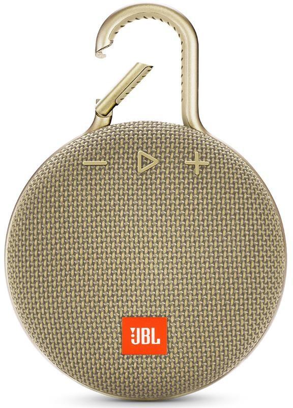 Акустична система JBL Clip 3 Sand (JBLCLIP3SAND)