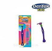 DenTek Детские флоссы с держателем, 25 шт.