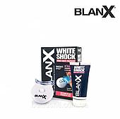 Интенсивный отбеливающий комплекс Blanx White Shock + активатор Led Bite, 50 мл