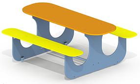 Пісочний столик P45