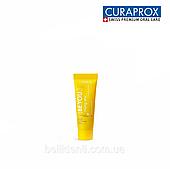 Зубная паста Curaprox BE YOU RISING STAR Yelloy (грейпфрукт+бергамот),10 мл.