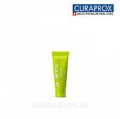 Зубная паста Curaprox BE YOU RISING STAR Green  (яблоко+алоэ), 10 мл.