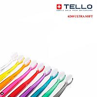 Зубная щетка Tello Ultra Soft 6240, 1 шт