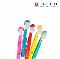 Детская зубная щетка Tello JUNIOR Ultra Soft 4480 (от 6 лет), 1 шт