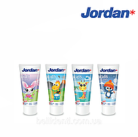 Детская зубная паста Jordan Kids 0-5 лет, 50 мл, фото 1