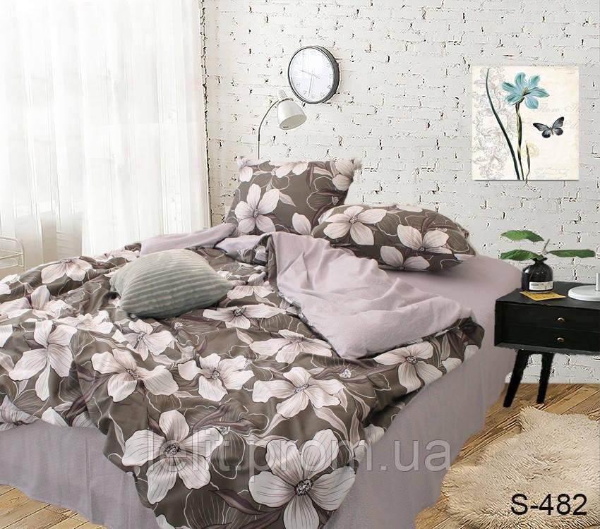 Полуторный комплект постельного белья S482