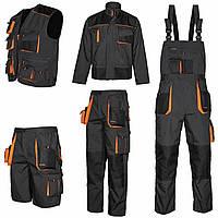 Спецодежда рабочая, Польская рабочая одежда, Прочная одежда защитная, Спецодяг