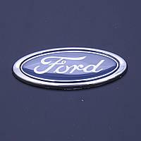 Логотип эмблема Ford 115мм