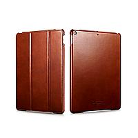 Кожаный чехол iCarer Vintage Genuine Leather Folio Case for iPad Air 3 10.5 (2019) - Brown