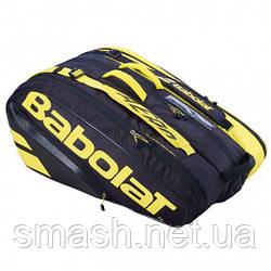 Чехол для теннисных ракеток Babolat RH X12 PURE AERO (12 ракеток) 2020