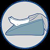 Подушка ортопедическая Клин при рефлюксе Olvi j2540, фото 4