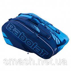 Чехол для теннисных ракеток Babolat RH X12 PURE DRIVE (12 ракеток) 2021