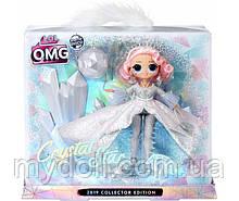 Кукла L.O.L. Surprise! O.M.G. Crystal Star 2019 Collector Edition - ЛОЛ ОМГ Хрустальная Звезда 559795