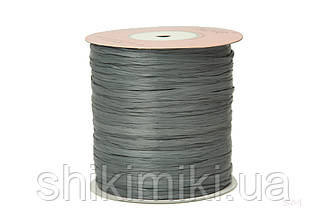 Рафия ISPIE, цвет Charcoal