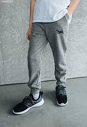 Детские cпортивные штаны Staff gray серый TAH0029