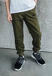 Детские cпортивные штаны Staff khaki хаки TAH0027