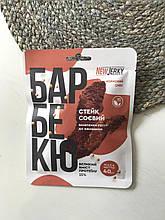 Стейк соевый со вкусом барбекю, NewJerky, 40г