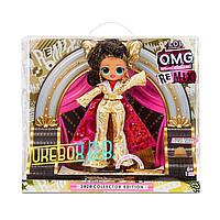 Кукла L.O.L Surprise! OMG Remix Collector Jukebox B.B. 2020 - ЛОЛ ОМГ Селебрити 569879