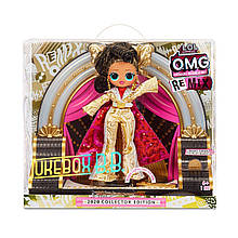 Лялька L. O. L Surprise! OMG Remix Collector Jukebox B. B. 2020 - ЛОЛ ОМГ Селебріті 569879