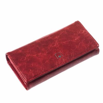 Гаманець ClassicSeries червоний еко шкіра, 711 red