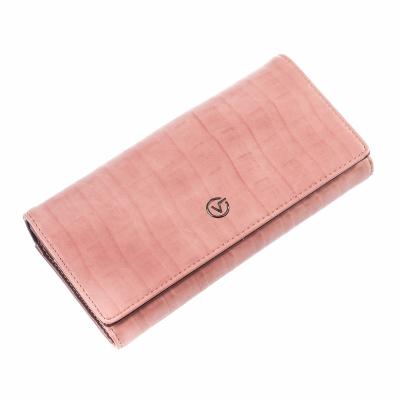 Кошелек ClassicSeries розовый, эко кожа, 716 pink