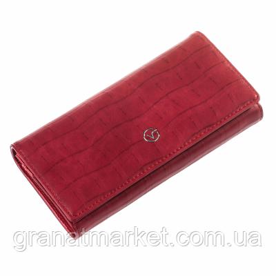 Гаманець ClassicSeries червоний, еко шкіра, 716 red