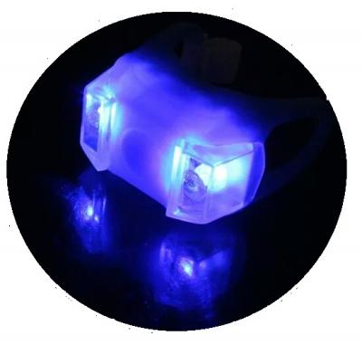 Ліхтарик для самоката Синій