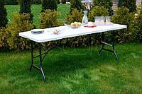 Стол складной туристический стіл на природу 180 см Польша