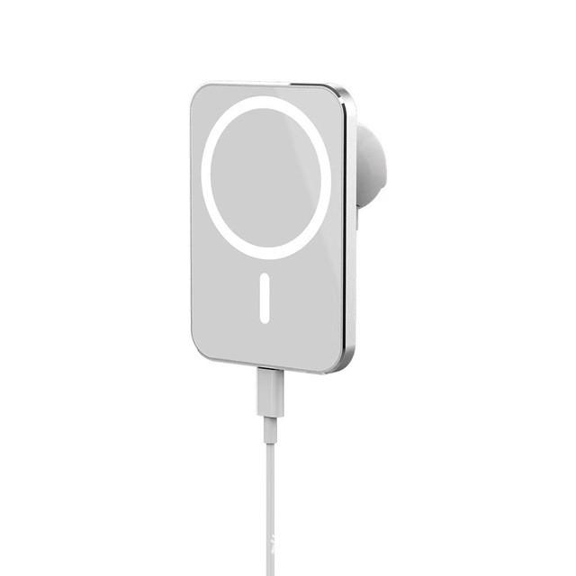 Магнитный автодержатель с беспроводной зарядкой MagSafe X16 для iPhone 12 mini, 12, 12 Pro, 12 Pro Max