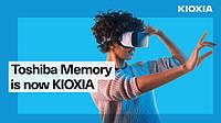 Компанію, що раніше була відома як Toshiba Memory Corporation, було перейменовано на Kioxia в жовтні 2019 року.