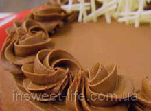 Крем кондитерський фундучно-шоколадний термостабільний N-E Antareс 6 кг/упаковка