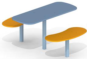 Песочный столик P44