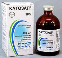 Катозал — уникальный стимулятор обмена веществ у  животных.