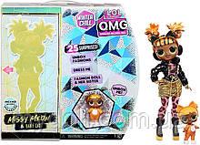 Кукла L.O.L. Surprise! OMG Winter Chill Missy Meow - ЛОЛ ОМГ Леди-Китти +25 сюрпризов