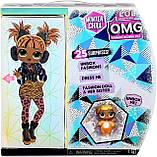 Лялька L. O. L. Surprise! OMG Winter Chill Missy Meow - ЛОЛ ОМГ Леді-Кітті +25 сюрпризів, фото 5