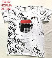 Чоловіча футболка 3XL-5XL