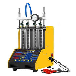 Стенд для тестирования и промывки форсунок с УЗВ ванной, Autool CT150