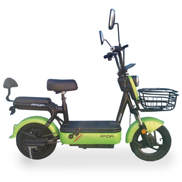 Електричний велосипед FADA RiTMO, 400W