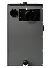 Универсальный котел Житомир-9 КС-Г-020 СН/АОТВ-15 (одноконтурный) дрова газ, фото 3