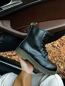 Женские Ботинки Dr. Martens Black