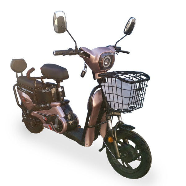 Електричний велосипед FADA TWiN, 400W