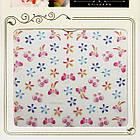Наклейки для Нігтів Самоклеючі 3D Nail Sticrer CHA 21 Квіти Метелики Слайдери для Дизайну, фото 3