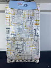 Набор ковриков для ванной комнаты SUNTEKS 2 предмета прорезиненные Турция лучшая цена