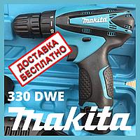 Аккумуляторный шуруповерт makita DF330DWE 12V 2A/h Li-Ion Шуруповерт Макита df330dwe Дрель-шуруповерт макита