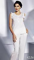 Пижама женская MARIPOSA майка с брюками (S, M. L, XL), 4216