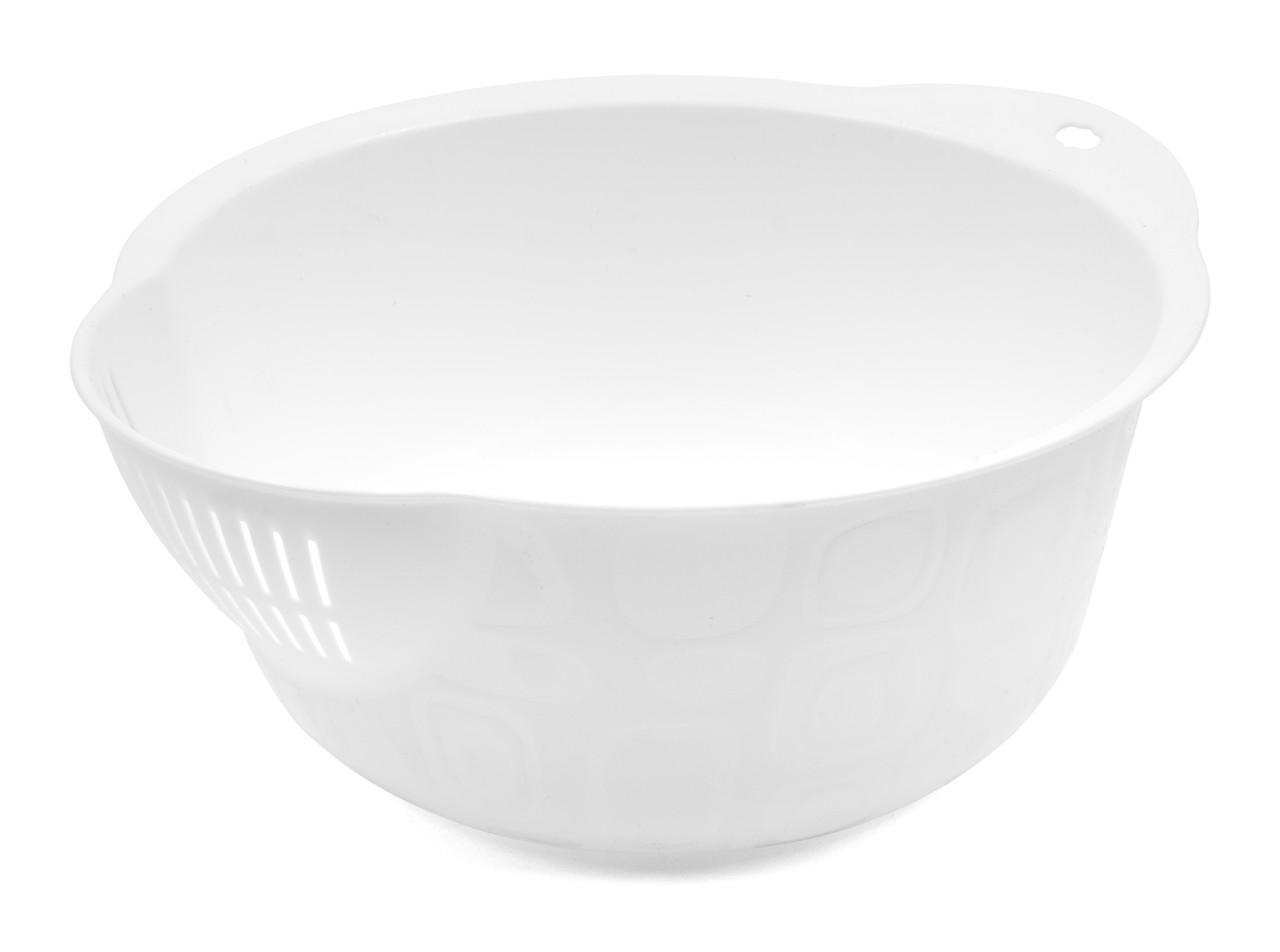 Чаша для миття круп Krita сніжно-білий (ИК 62601000)