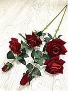 Штучна Троянда ( 93 см )